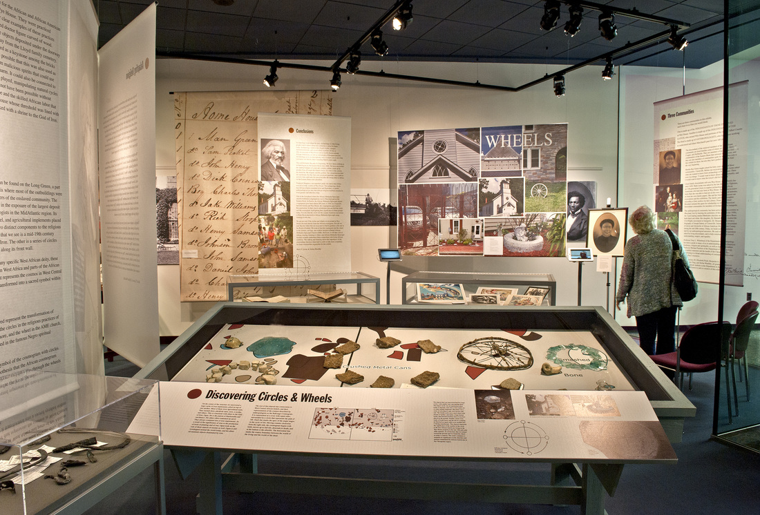 University of Maryland and Archaeology in Annapolis Collaborate in Research at Wye House